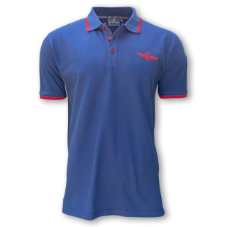 Polo BELT - blau