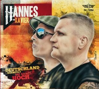 CD Hannes + Xavier Naidoo