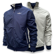 Turn-Jacket WINDHAFF navy-beige