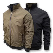 Turn-Jacket WINDHAFF olive-black