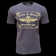 T-Shirt BALLS grau